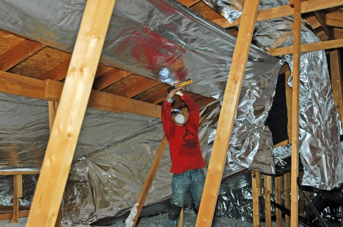 Insulation: Winter is Just as Important as Summer - Attic
