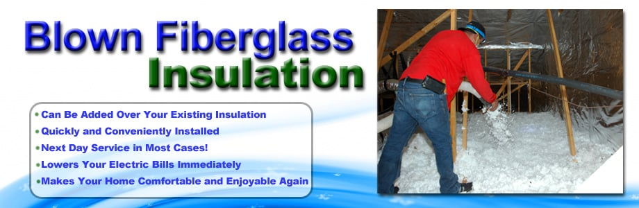 fiberglass insulation houston