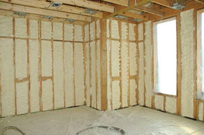 spray foam houston
