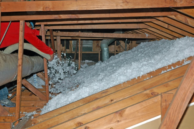 fiberglass insulation in houston