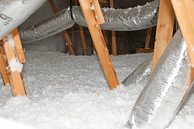 attic insulation company houston