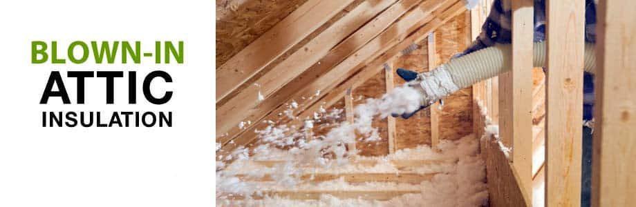 blown in fiberglass insulation